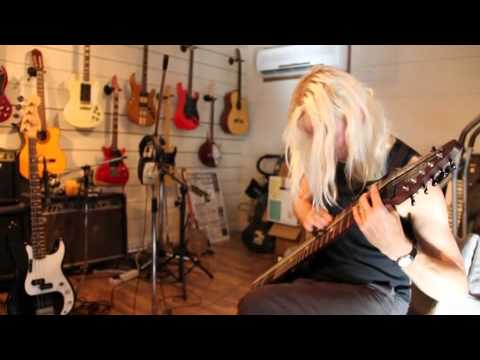 Nick Beggs Studio Session - Chapman Stick - Two-Handed Tapping