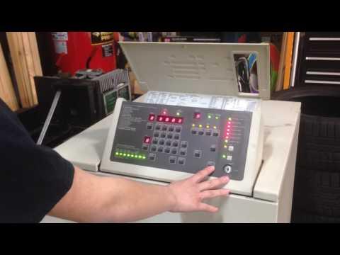 IBM System/36 5360 Powerup, No IPL