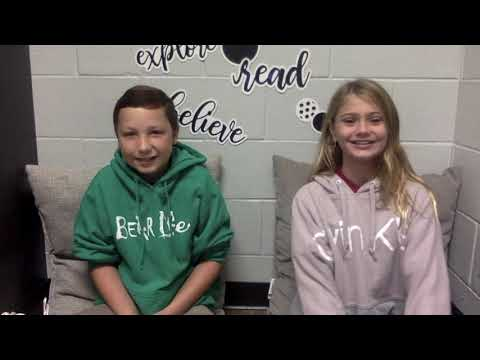 Elsanor School announcements 10-28-19