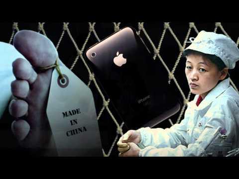 Slaves of Apple Inc.