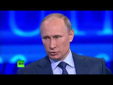 Путин о трагедии в Бостоне: Дело не в национальности
