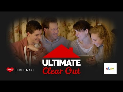 Ultimate Clear Out | The Cope Family (Oxfordshire)