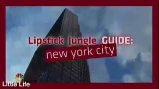 Помадные джунгли- трейлер сериала