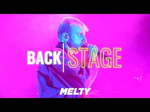 Youtube: Back/Stage avec Maxenss, dans les coulisses de son concert