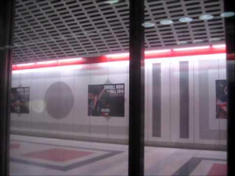 Metro Red/Purple Line, Pershing Square Station Montgomery Elevators