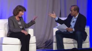 AirWatch Connect Keynote: Boeing's Sue Harris Chats with Sanjay Poonen