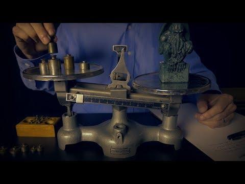 The Scale of a Tradesman | ASMR