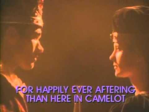 PKL046B 10   Richard Harris   Camelot