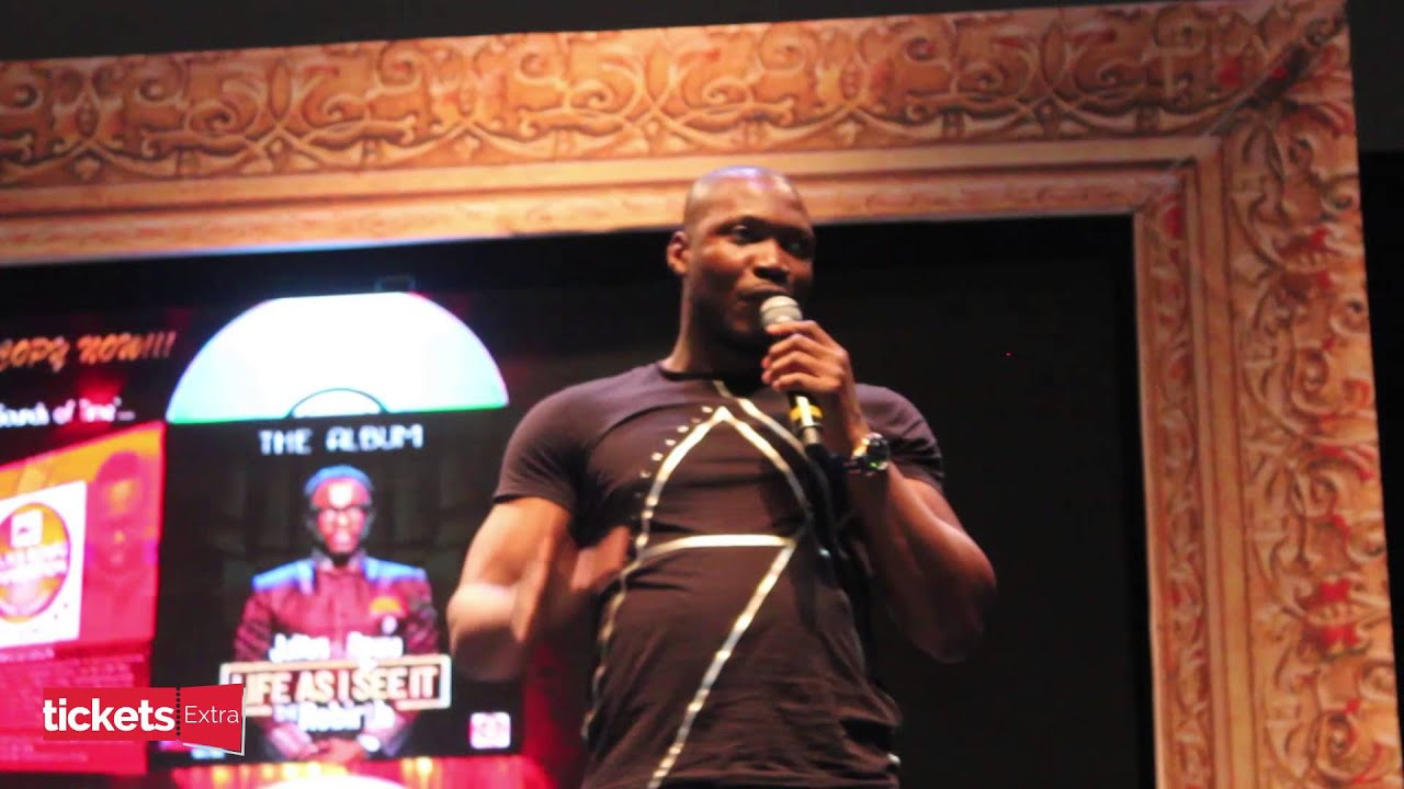 Download Comedian Seyi Brown's Funny Moments at Julius Agwu's Life As I See It Concert