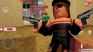 ROBLOX ARSENAL MONTAGE| Tunnel of Love-
