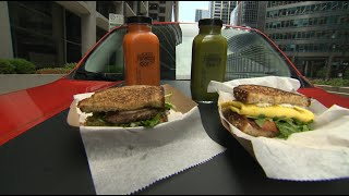 Chicago's Best Healthy Eating Food Truck: Corner Farmacy
