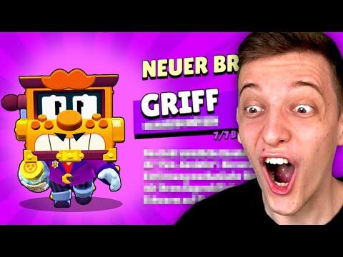 NEUER BRAWLER GRIFF + BUZZ, 4 NEUE MODI, NEUE SKINS...JUNI UPDATE! 😱 Brawl Stars deutsch