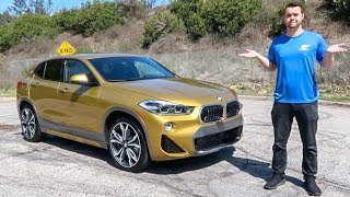 2018 BMW X2 Review - Is It ACTUALLY Any Good?