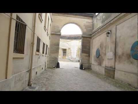 Garde du corps hôtel Kaserne barracks Versailles Paris
