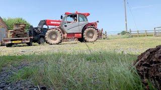 #MWshoptalk - Sawmill and My yard