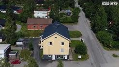Vesilahden Narva kopterikameralla kuvattuna