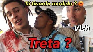 BRONKS DEU PAPO NO MC MODELO !