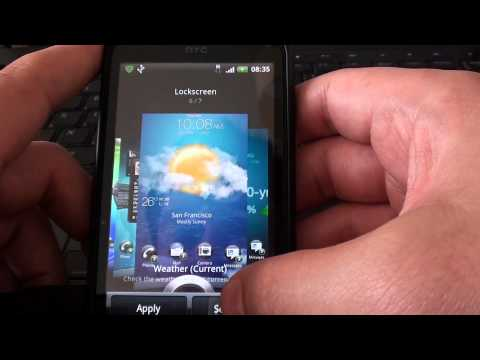 HTC Incredible S Sense 3.0