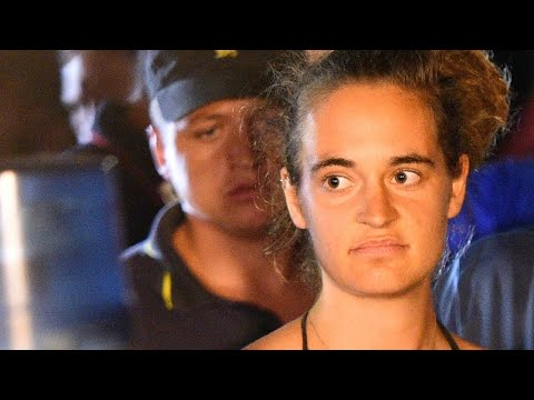 German Sea-Watch captain to face Italy prosecutor over migrant rescue