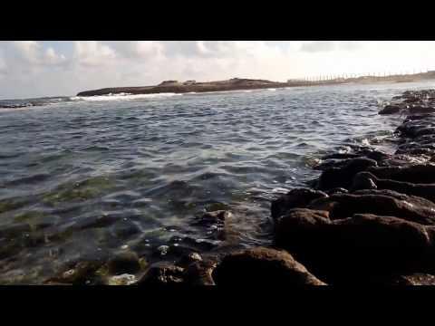 SCENIC SOMALIA  MOGADISHU COASTLINE -
