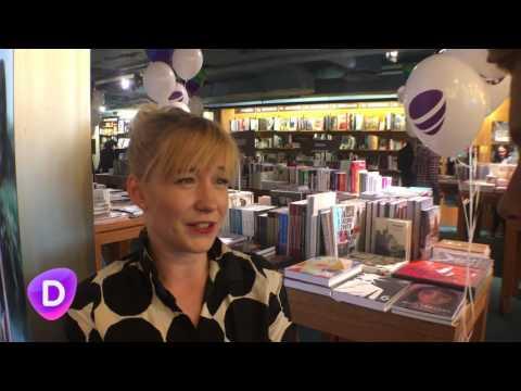 Digitarga intervjuu: Linda Liukas raamatust Tere, Ruby! [+SUBTIITRID]