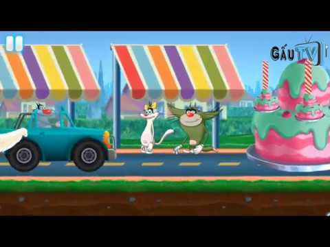 Game Oggy Super Speed Racing   Kid Games Funny