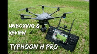 Typhoon H Pro | Review+First Flight