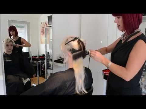 Vicki Lord Session Hairstylist Clip