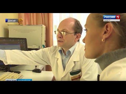 На базе клиник в Марий Эл создадут центры онкологической помощи