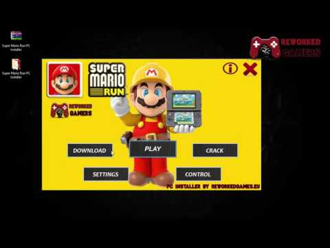 Super Mario Run PC Installer Download