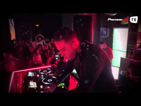 eSQUIRE (UK) ► eSQUIRE (UK) Black Milk Cocktail Bar @ Pioneer DJ TV