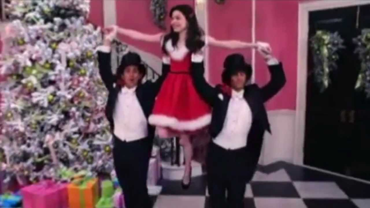 big time rush feat miranda cosgrove all i want for christmas is you video oficial youtube - Big Time Rush Christmas