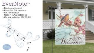 Evernote™ Garden Flag - 14EN3423 Thumbnail