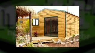 Workshop Sheds: Bigger Than The Classic Timber Shed