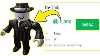 BUYING A PACKAGE of 1000 ROBUX FROM ASIMO JAILBREAK OWNER-ROBLOX