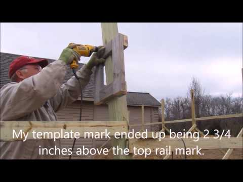 Good Neighbor Fence:  Part 2 - Fine Tuning and Setting the Lines