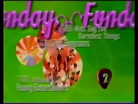 tv2 line up september 1999