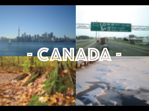 Traveling around Canada, Ontario - Documentary