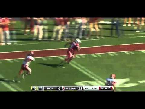 Jonathan Massaquoi NFL Draft Analysis - 2010 Season