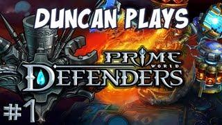 Duncan Plays - Prime World Defenders