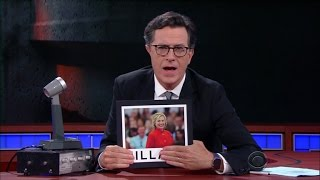 late show political week in review vol 12