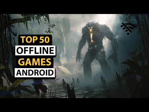 Top 50 OFFLINE Games For Android Devices | HD Graphics 2019