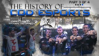 History of Call of Duty eSports - Part 3 - Ghosts (Documentary)