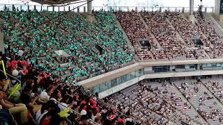 샤이니 SHINee Fan 팬들의 공연 전 목풀기_ 샤월 떼창 _ SM타운 콘서트 _ 상암