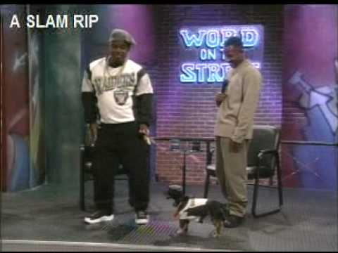 Tracy Morgan Aka Hustle Man Amp Ice Pic The Rappin Chi Wa Wa
