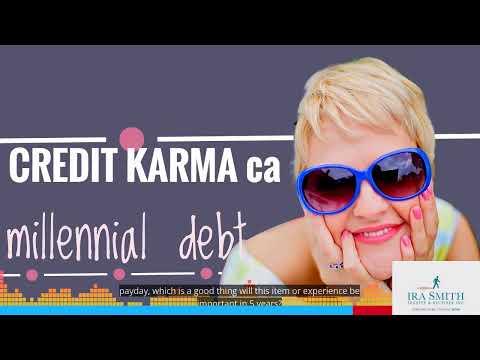 credit karma ca millenial debt credit karma canada reviews reddit