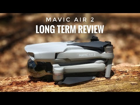 DJI Mavic Air 2 Long Term Review | Best Drone in 2020