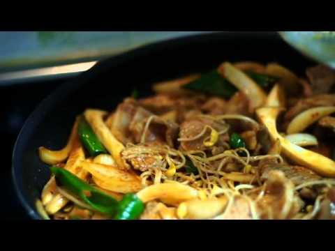 Ẩm thực Hàn Quốc qua bữa cơm gia đình