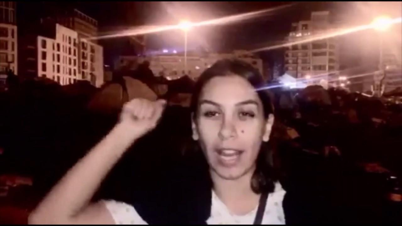The October Revolution Lebanon 2019