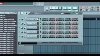 Скачать How To Make A Drum And Bass Beat In Fruity Loops FL STUDIO